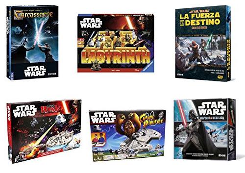 Comprar juegos de mesa de Star Wars