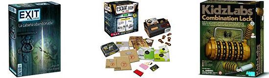 Comprar juegos de mesa Escape Room