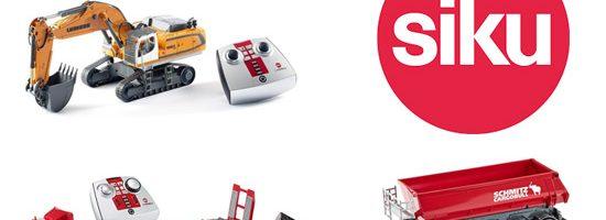 Comprar vehículos Siku baratos