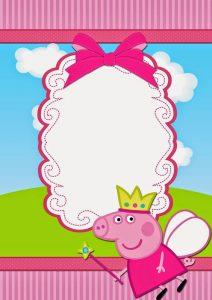 Imprimibles Peppa Pig gratis