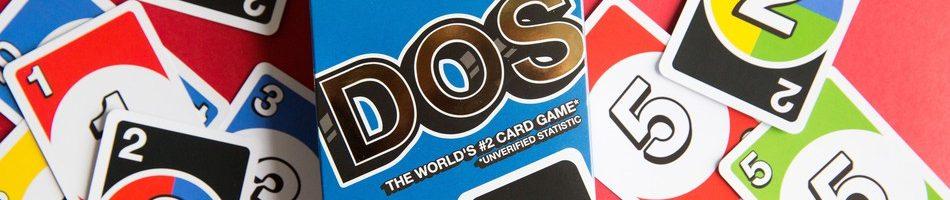 Juego de Cartas DOS, secuela de UNO