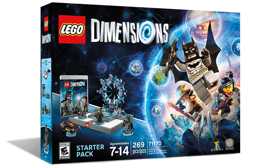 Comprar Lego Dimensions