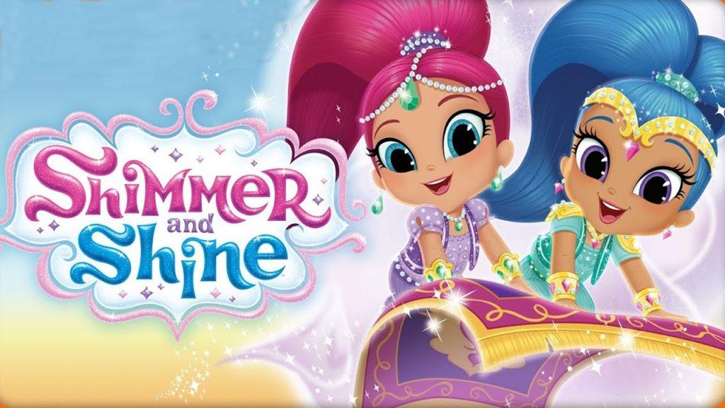 Comprar juguetes de Shimmer y Shine