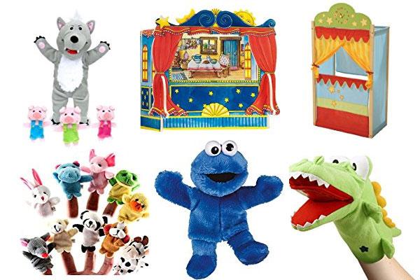 Teatros, marionetas y títeres para comprar online
