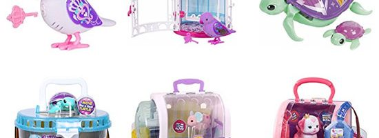 Comprar juguetes de Little Live Pets