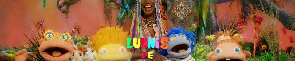 Comprar peluches y juguetes de Los Lunnis
