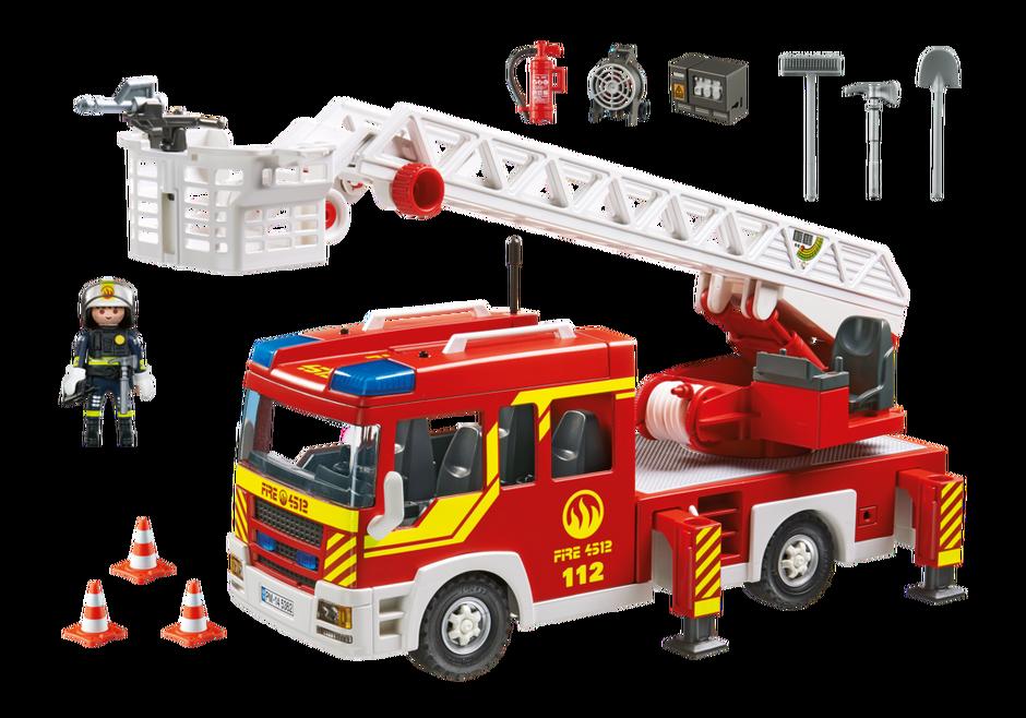 Juguetes y camiones de bomberos para comprar online