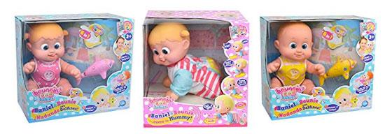 Comprar Muñecos Bouncing Babies