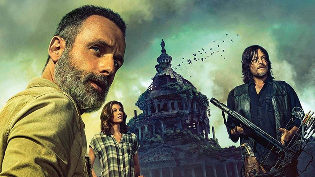 Figuras, juegos y merchandising de The Walking Dead