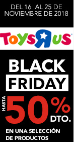 Black Friday en Toysrus