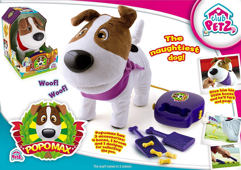 Comprar los muñecos o mascotas interactivas Club Petz
