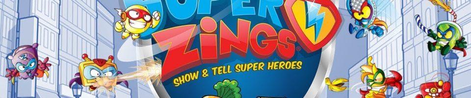 Comprar juguetes de Superzings baratos