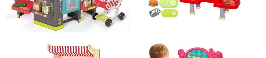 Tiendas y supermercados de juguete
