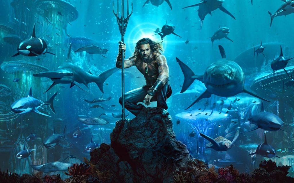 Juguetes, figuras, merchandising de Aquaman (La Liga de la Justicia)