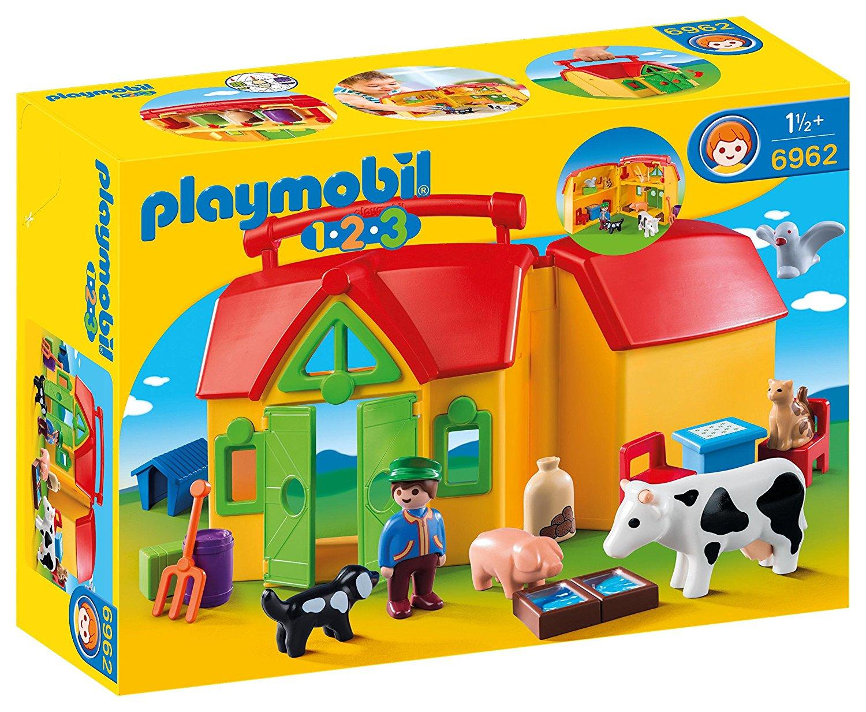 Juguetes de Playmobil 123 a partir de 18 meses