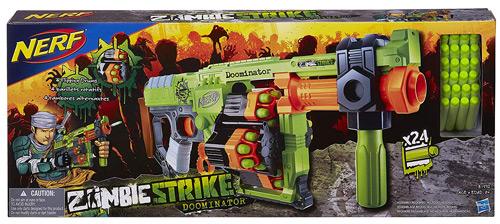 Nerf-B1532 Zombie Strike Doominator
