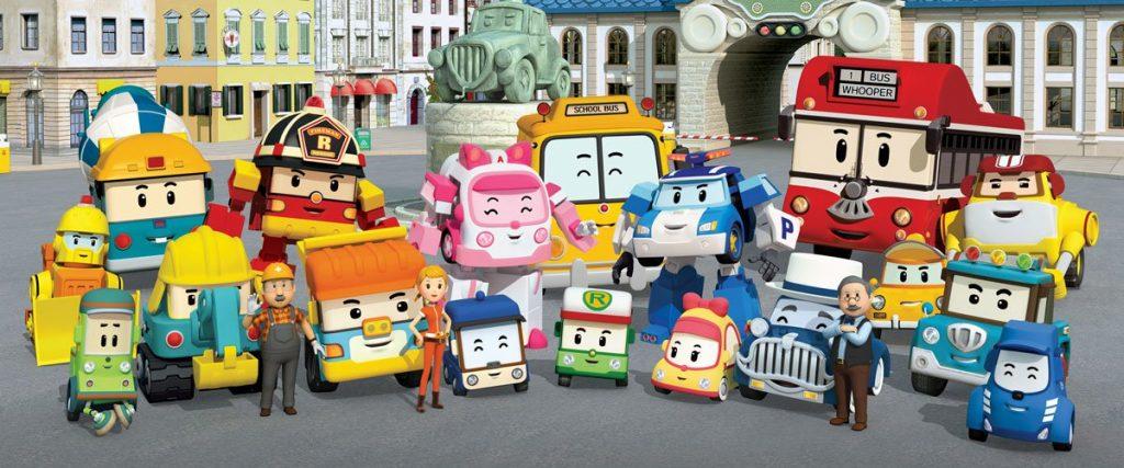 Comprar juguetes de Robocar Poli