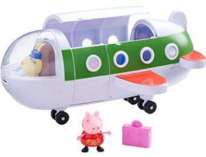 El avión de Peppa Pig