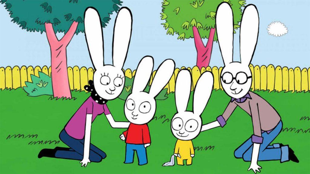Comprar juguetes de Simon el conejo