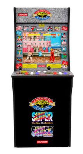Comprar máquina arcade Street Fighter 2
