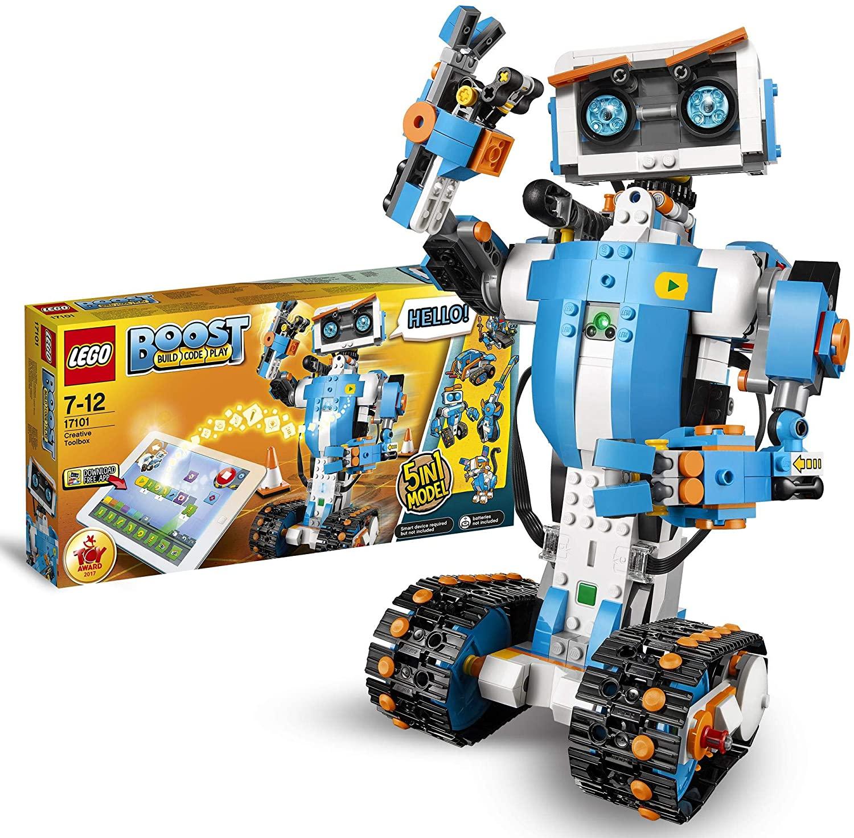 LEGO 17101 Boost Caja de Herramientas Creativas