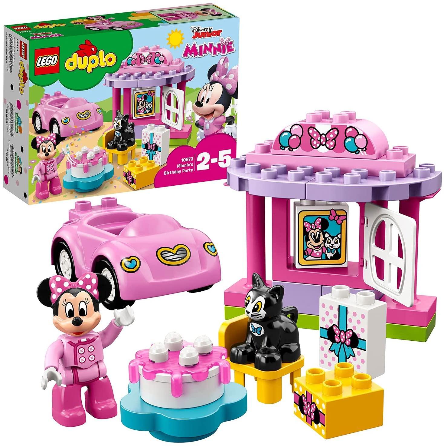 LEGO 10873 Duplo Disney Fiesta de Cumpleaños de Minnie