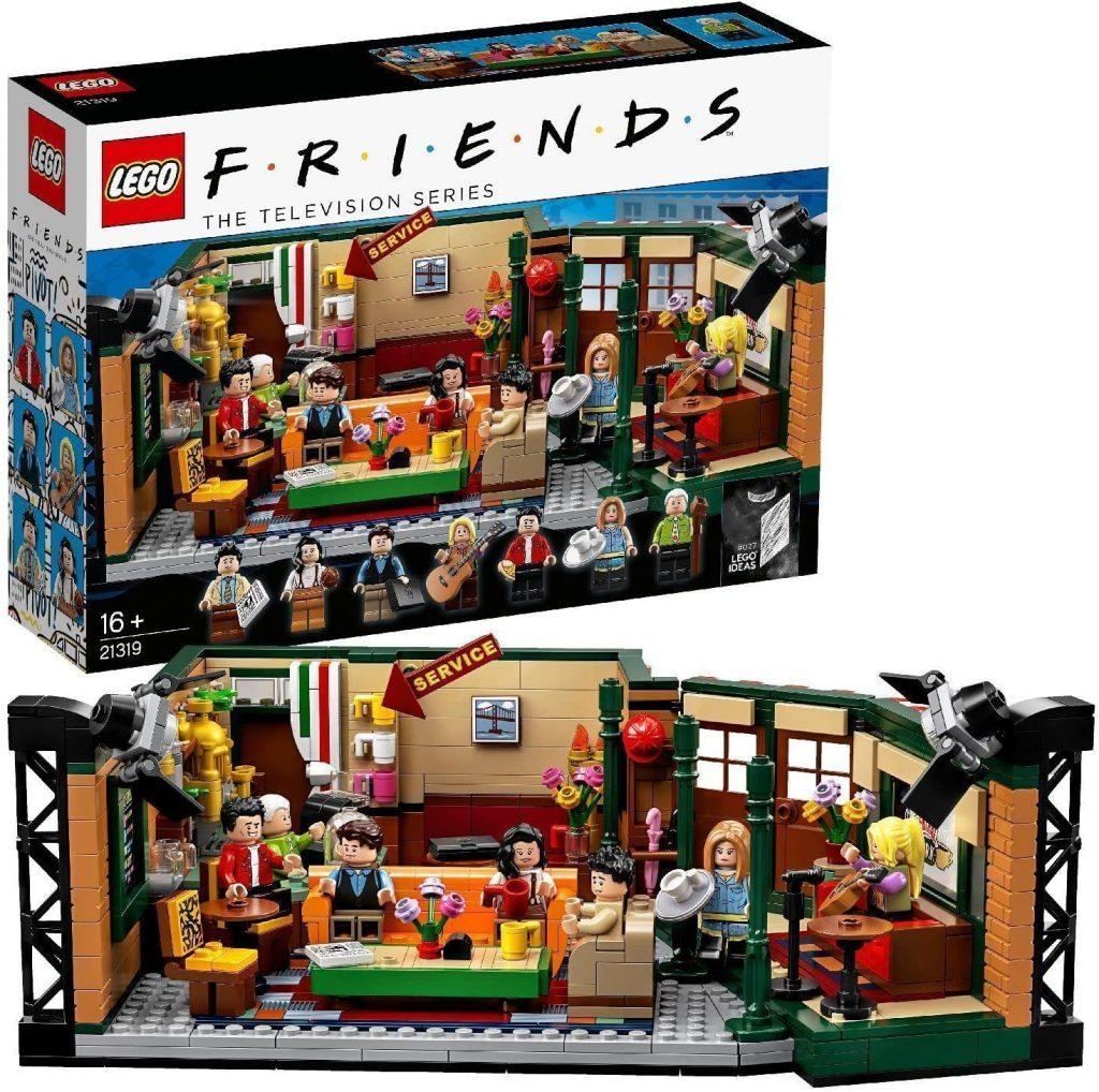 LEGO 21319 Ideas Central Perk