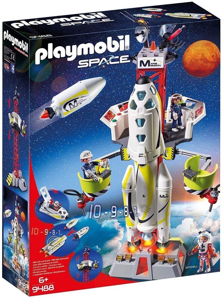 Playmobil cohete 9488